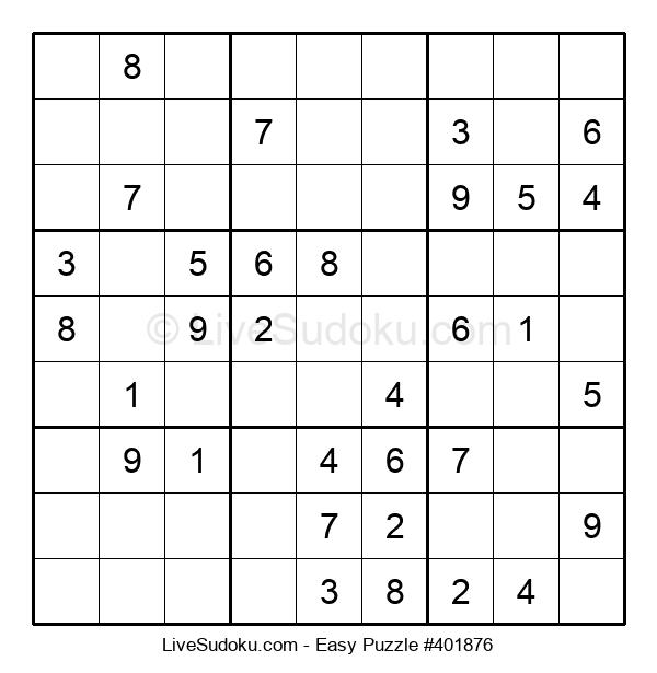 Beginners Puzzle #401876