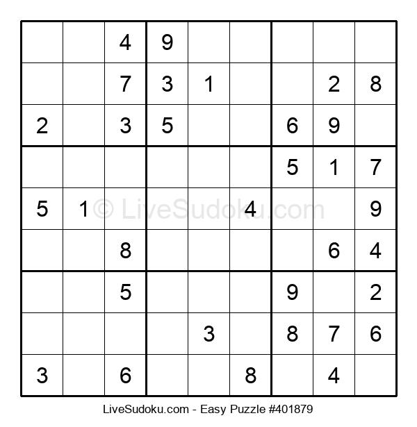 Beginners Puzzle #401879