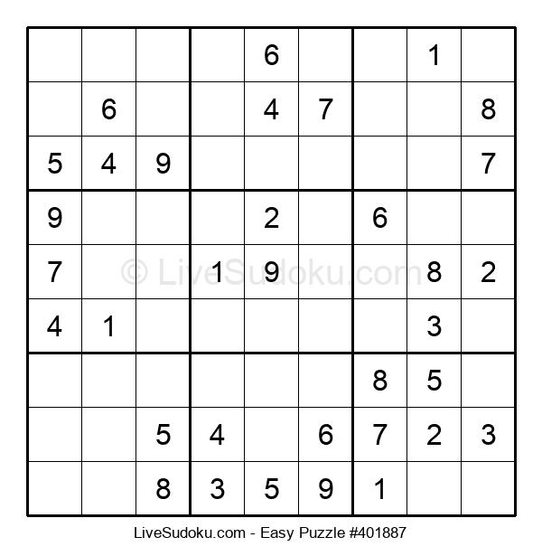 Beginners Puzzle #401887