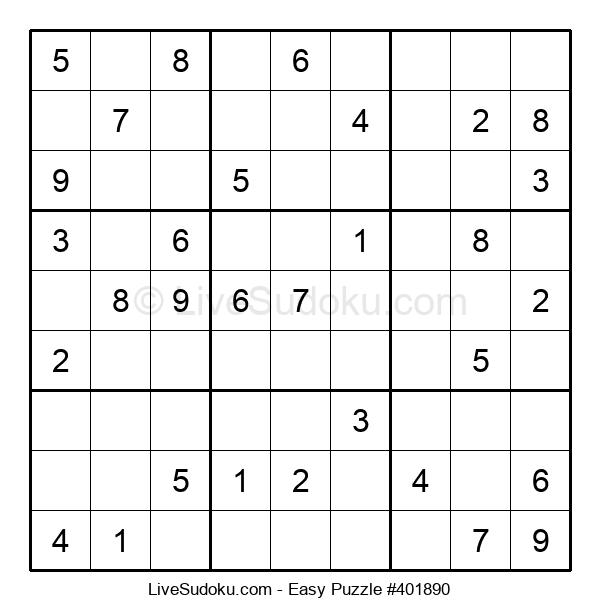 Beginners Puzzle #401890