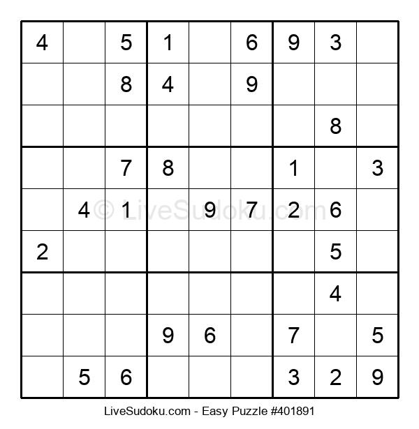 Beginners Puzzle #401891