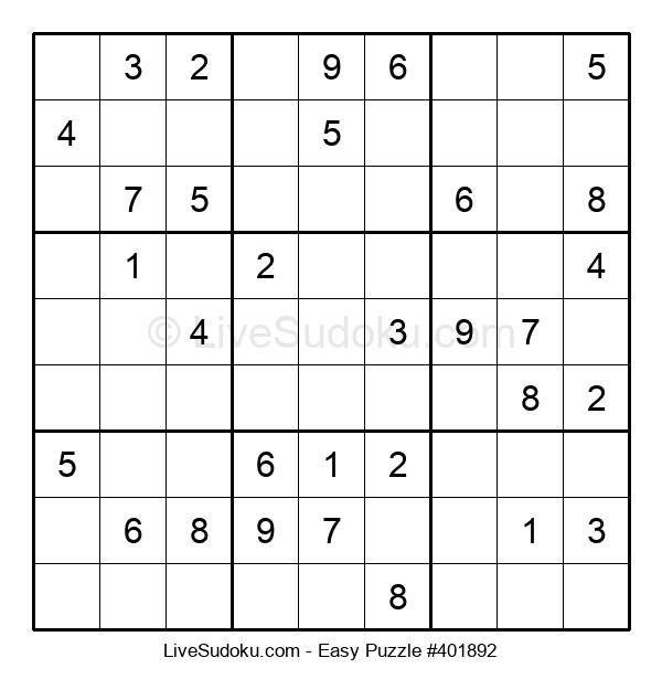 Beginners Puzzle #401892