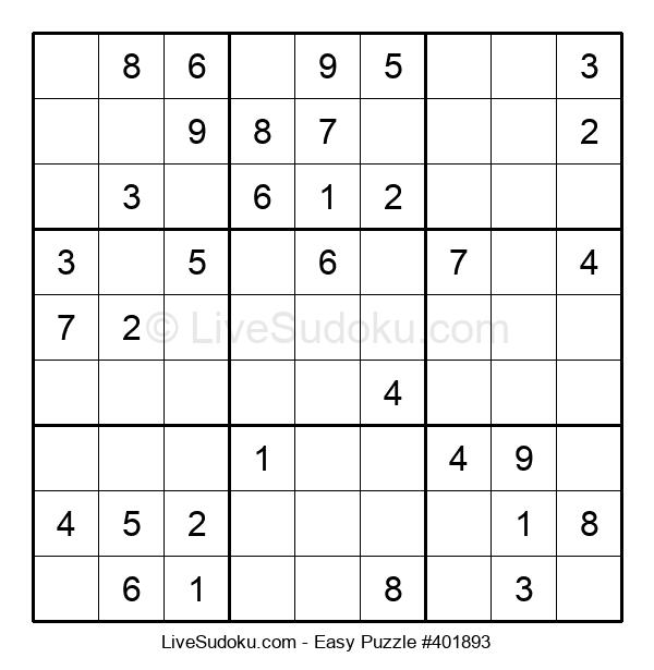 Beginners Puzzle #401893