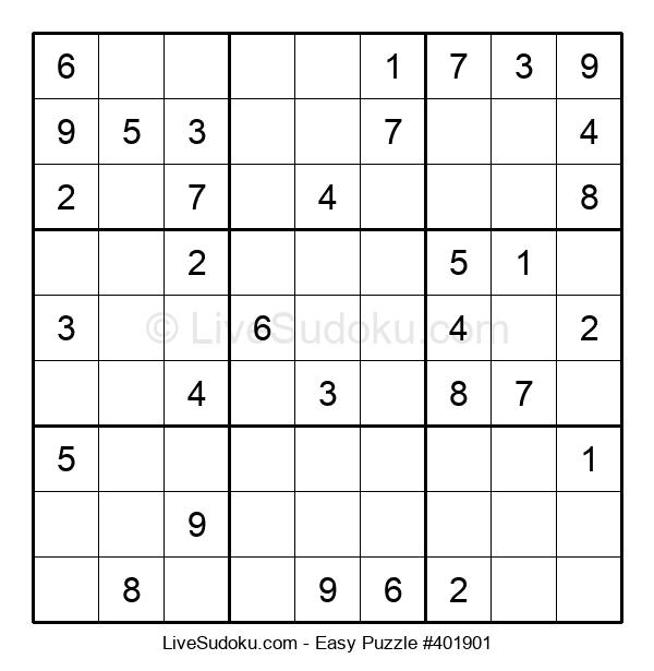 Beginners Puzzle #401901