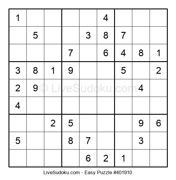 Beginners Puzzle #401910