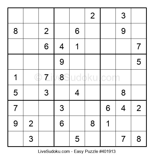 Beginners Puzzle #401913
