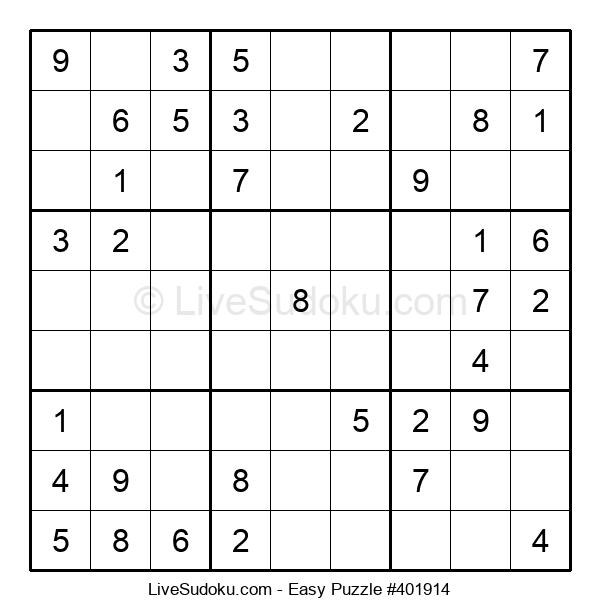 Beginners Puzzle #401914