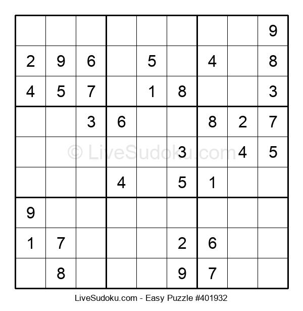 Beginners Puzzle #401932