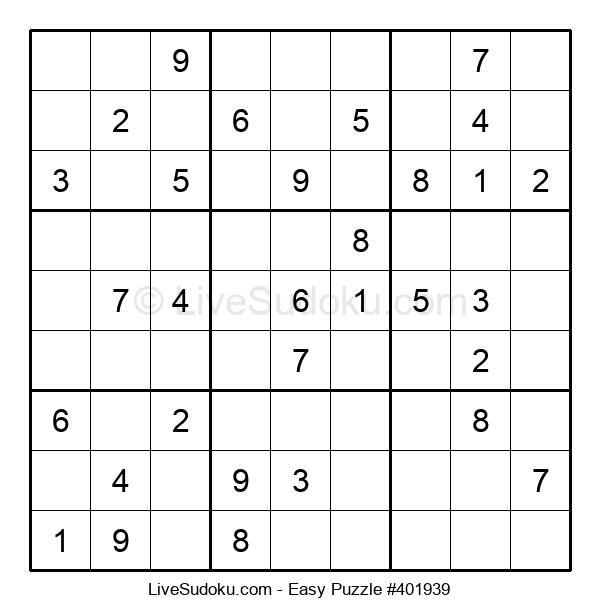 Beginners Puzzle #401939