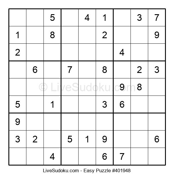 Beginners Puzzle #401948