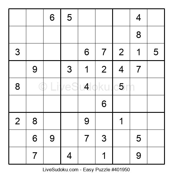 Beginners Puzzle #401950