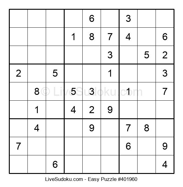 Beginners Puzzle #401960
