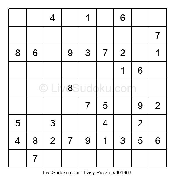 Beginners Puzzle #401963