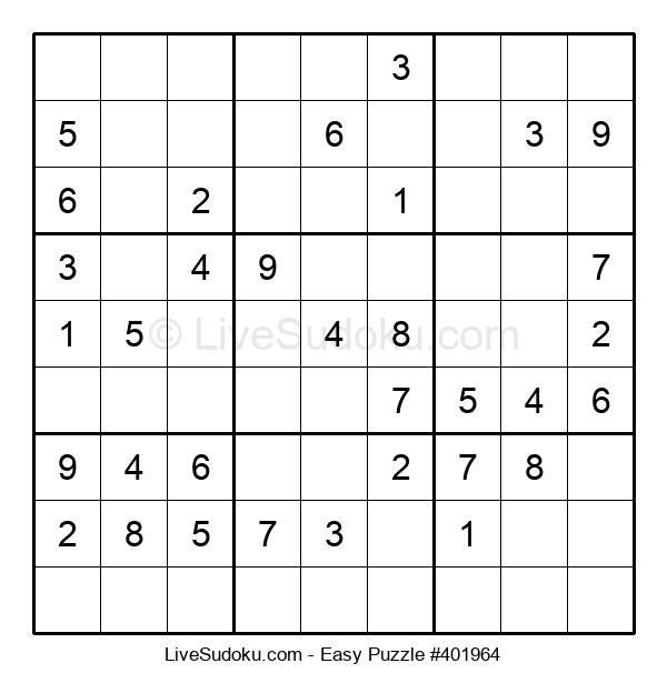 Beginners Puzzle #401964