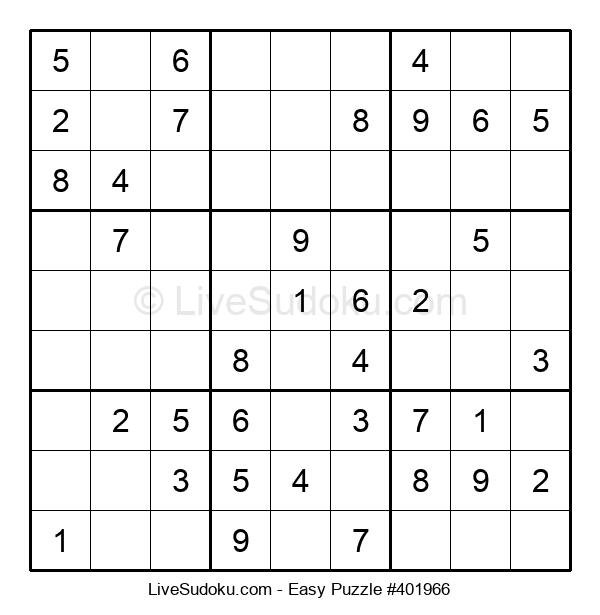 Beginners Puzzle #401966
