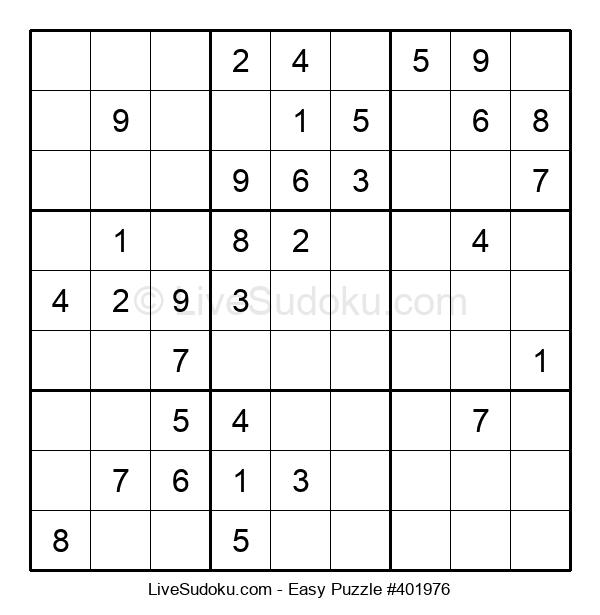 Beginners Puzzle #401976