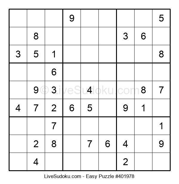 Beginners Puzzle #401978