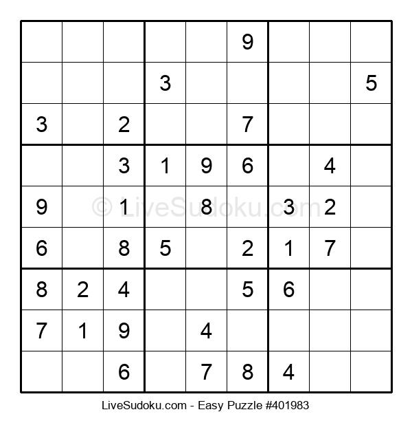 Beginners Puzzle #401983