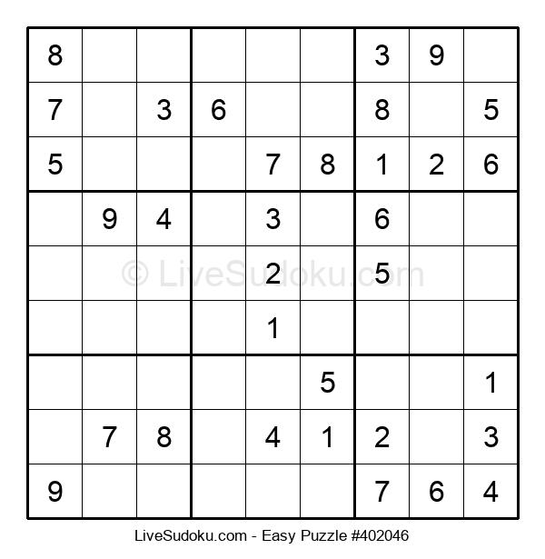 Beginners Puzzle #402046
