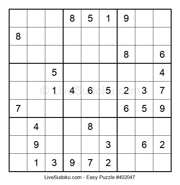 Beginners Puzzle #402047