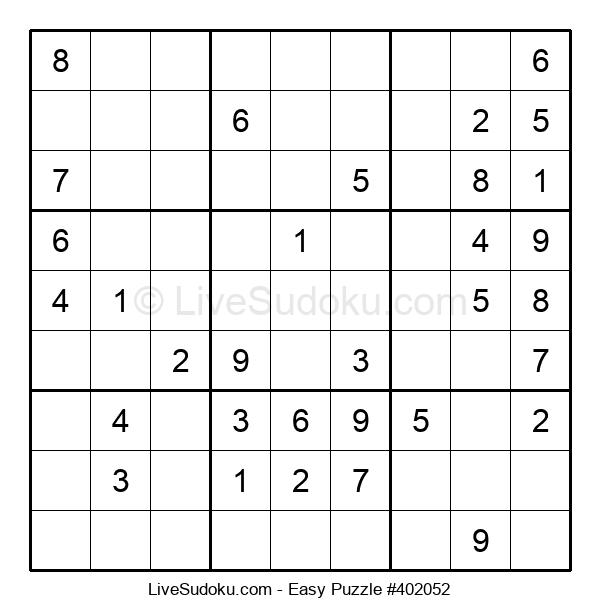 Beginners Puzzle #402052
