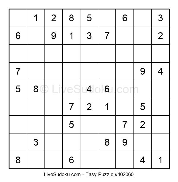 Beginners Puzzle #402060