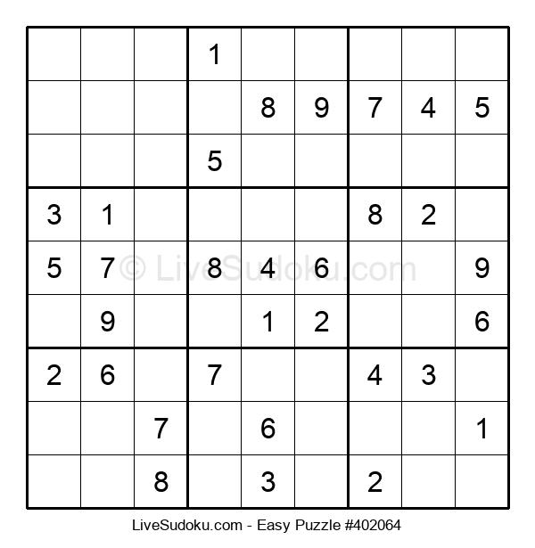 Beginners Puzzle #402064