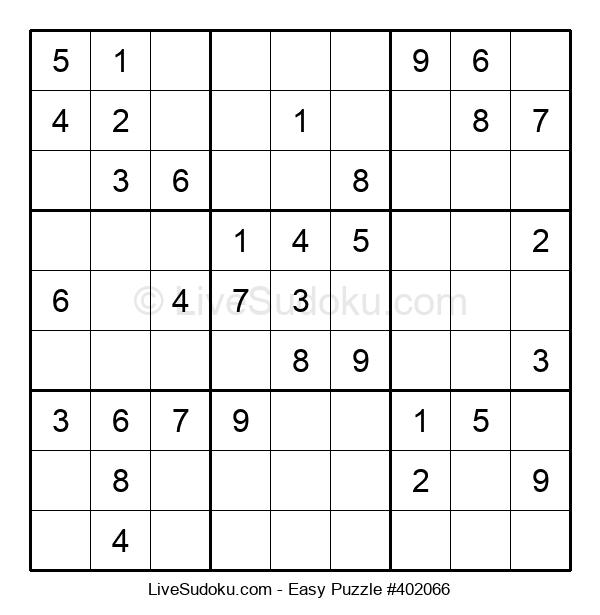 Beginners Puzzle #402066