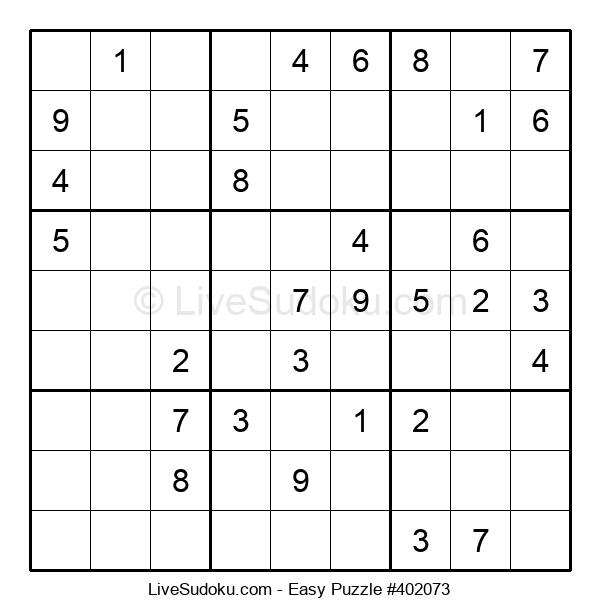 Beginners Puzzle #402073