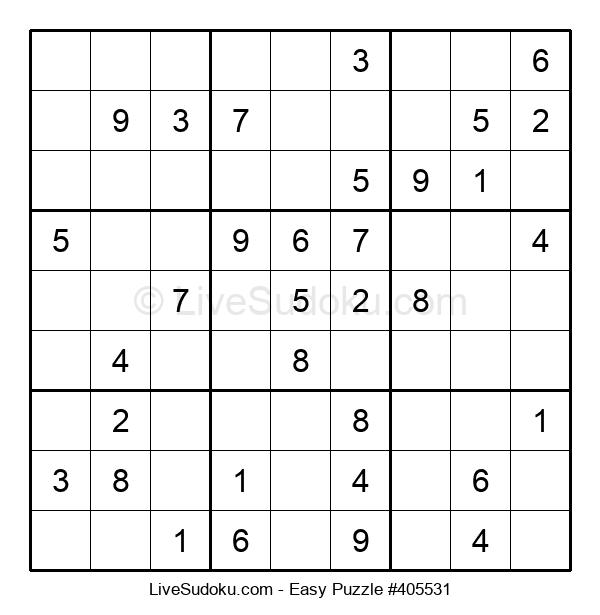 Beginners Puzzle #405531