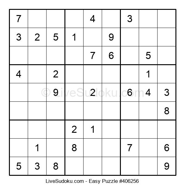 Beginners Puzzle #406256