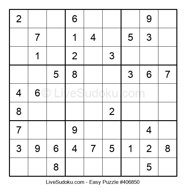 Beginners Puzzle #406850