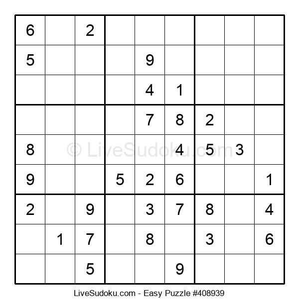 Beginners Puzzle #408939