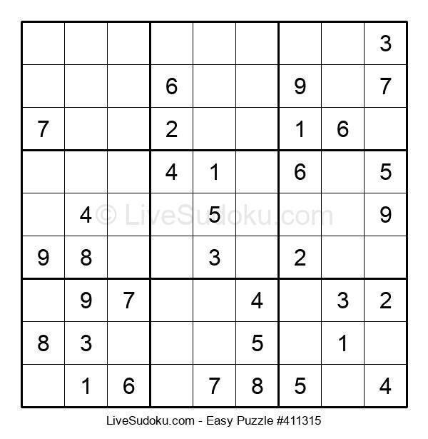 Beginners Puzzle #411315