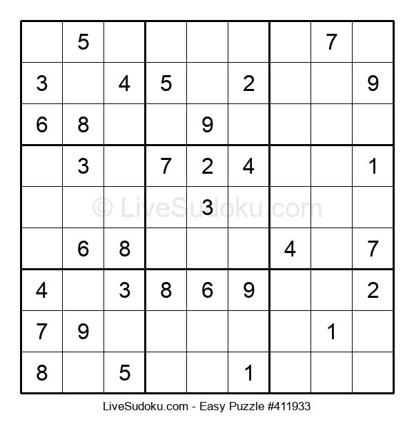 Beginners Puzzle #411933