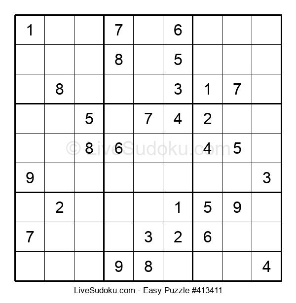 Beginners Puzzle #413411