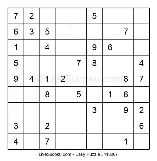 Beginners Puzzle #418007