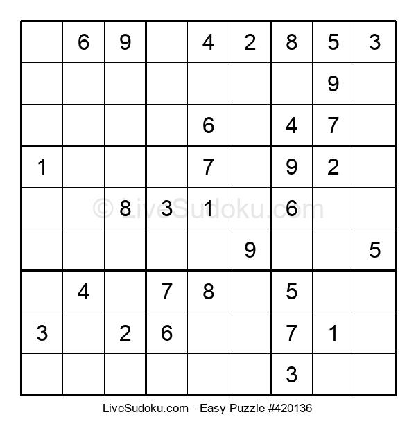 Beginners Puzzle #420136
