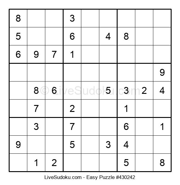 Beginners Puzzle #430242
