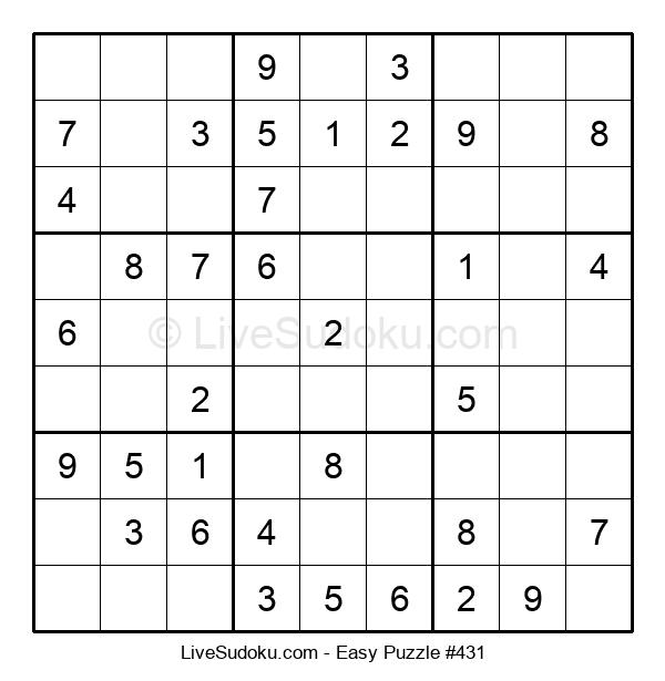 Beginners Puzzle #431