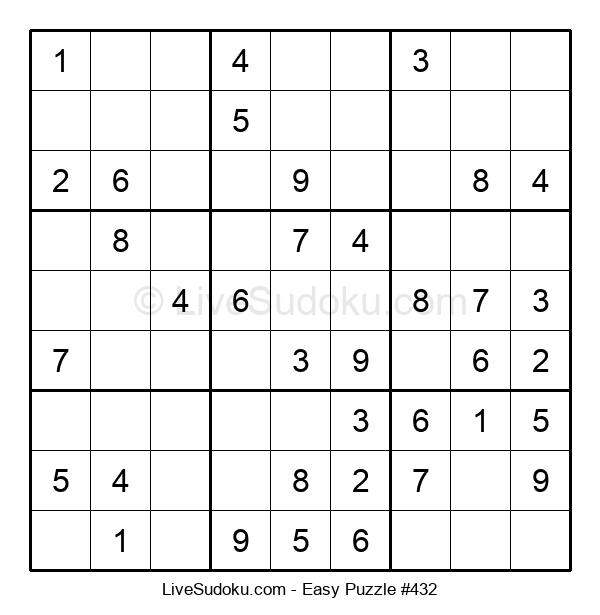 Beginners Puzzle #432
