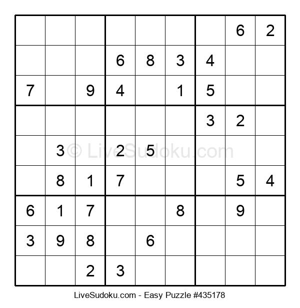 Beginners Puzzle #435178