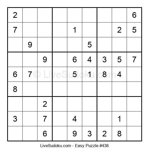 Beginners Puzzle #438