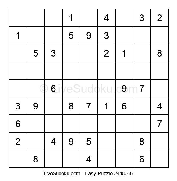 Beginners Puzzle #448366