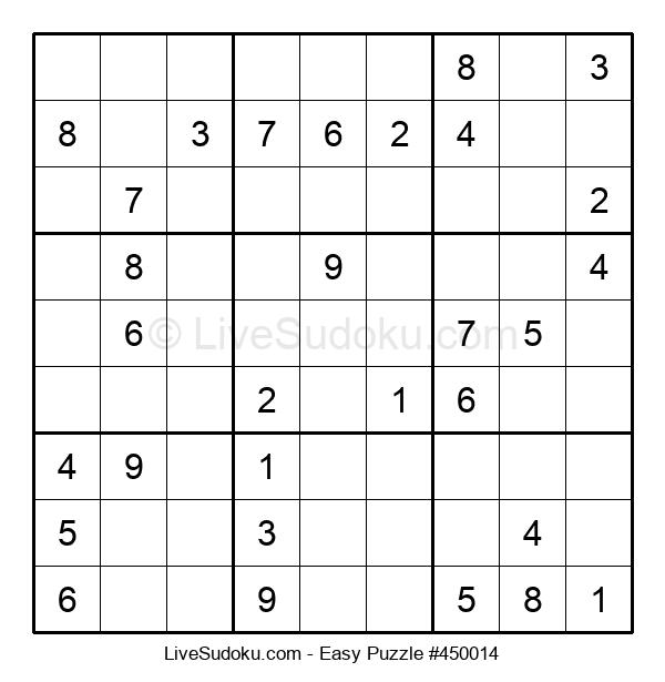 Beginners Puzzle #450014