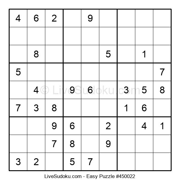 Beginners Puzzle #450022