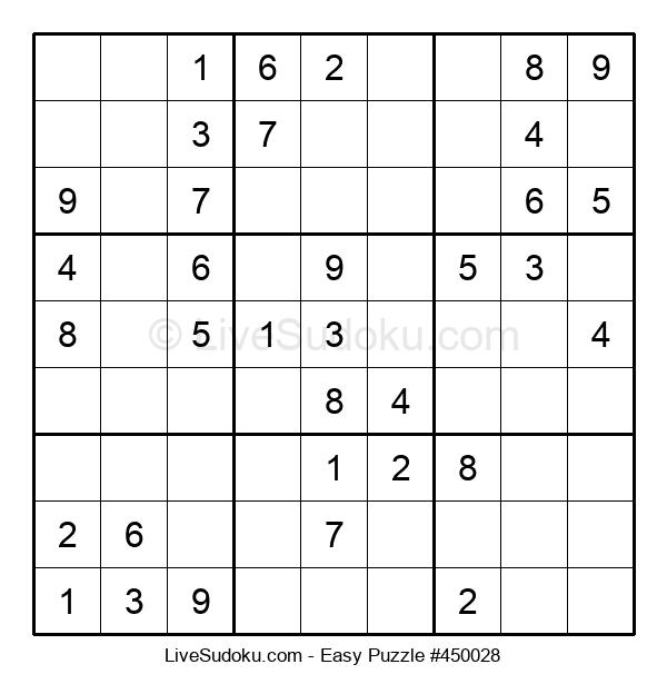 Beginners Puzzle #450028
