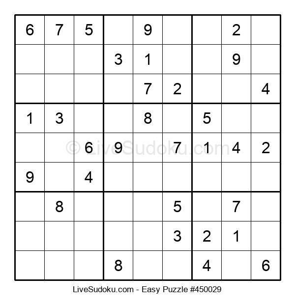 Beginners Puzzle #450029