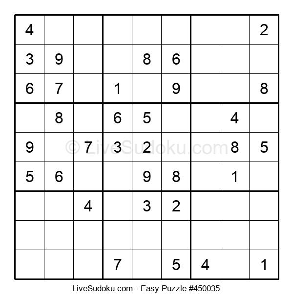Beginners Puzzle #450035