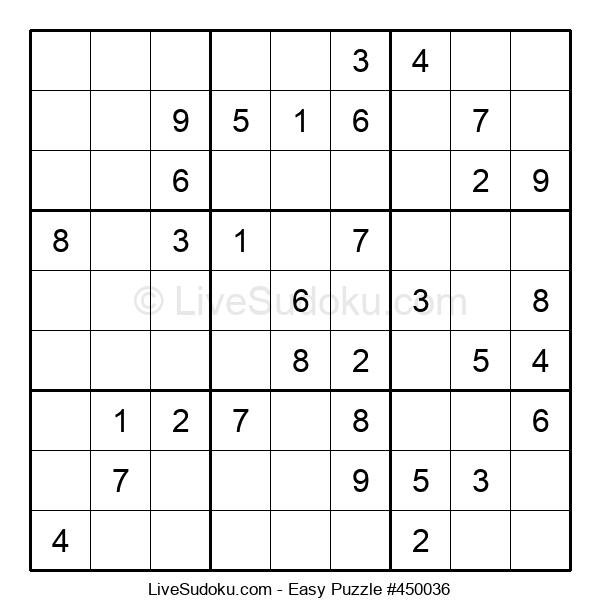 Beginners Puzzle #450036